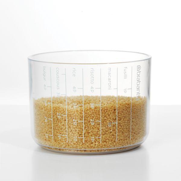 Контейнер с мерным стаканом 1,3л Brabantia, 290220