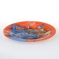 Тарелка десертная ТАЧКИ 19 см