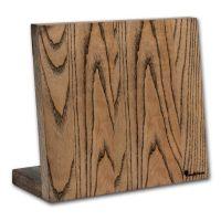 Подставка для ножей Woodinhome магнитная 26x30 цвет темно-коричневый KS002XSOB
