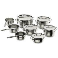 Набор посуды, 8 предметов, серия Belly, LACOR