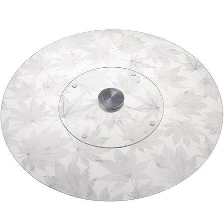 Тортовница вращающаяся, из стекла, 34 см Mayer&Boch, 3050N9015