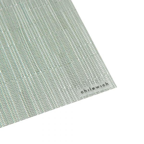 Салфетка Chilewich BAMBOO подстановочная жаккардовое плетение материал винил 36x48 см Seaglass 100105-031