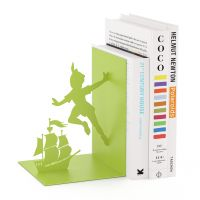 Держатель для книг Balvi Flying Boy зеленый 26709