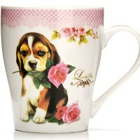 Кружка 340 мл «Собака» в подарочной упаковке LORAINE, 26568-3