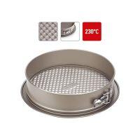 Форма для выпечки разъемная, стальная, антипригарная, 25х6 см, NADOBA, серия RADA 761010