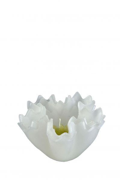 Плавающая свеча SCHLITTLER 14x8 см цвет белый 40992
