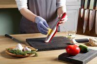 Перчатка для защиты рук при работе с терками и ножами