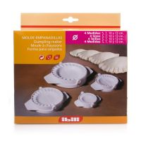 Набор для приготовления пельменей, 4 шт, серия Accesorios, IBILI