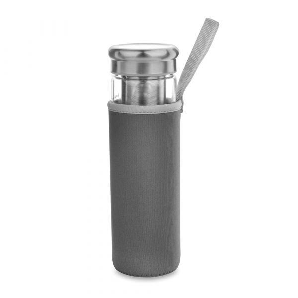 Термостакан со съемным фильтром для заваривания чая 500 мл IBILI Kristall, 624700