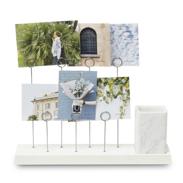Панно для фотографий GALA белый мрамор 1004414-660