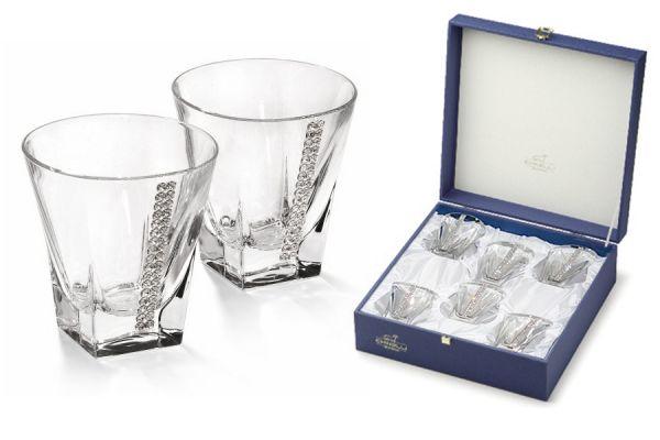 Набор из 6 бокалов для виски Регина Сваровски, GA3053200AL