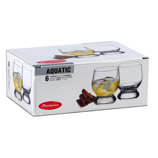 Набор стаканов AQUATIC 6 шт. 222 мл