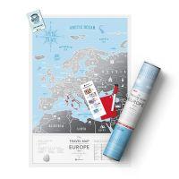 Карта travel map silver europe 4820191130289