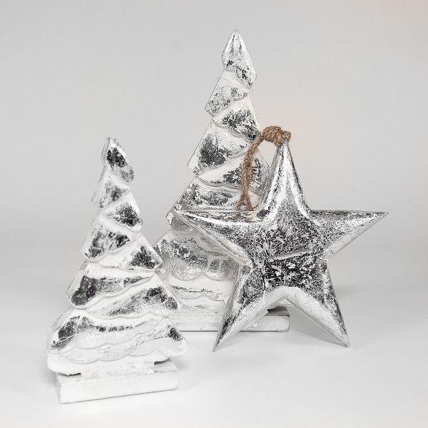 Фигурка декоративная Snow Tree, 32х19х5 см en_ny0010