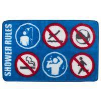 Коврик для ванной Shower Rule 25866 Balvi