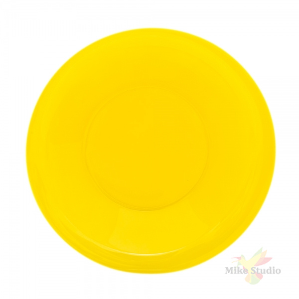 Тарелка суповая AMБИАНТЭ ЙЕЛЛОУ 21 см