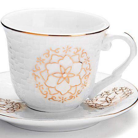 Кофейный сервиз Loraine 90 мл 1,1 кг 26826
