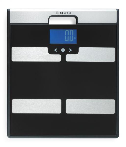 Весы Brabantia для ванной комнаты с мониторингом веса 481949
