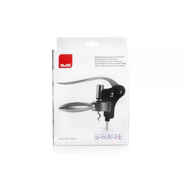 Штопор многофункциональный 18 см IBILI Barware, 695004