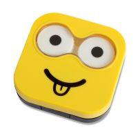 Набор для контактных линз Emoji желтый 26342 Balvi