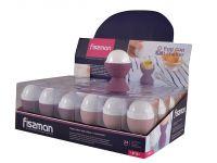 Подставка для яйца с солонкой 5 см FISSMAN 8712