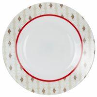 Тарелка обеденная ЛИЕН 25см
