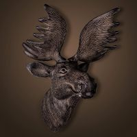 Декор ROOMERS «Голова лося» 4450
