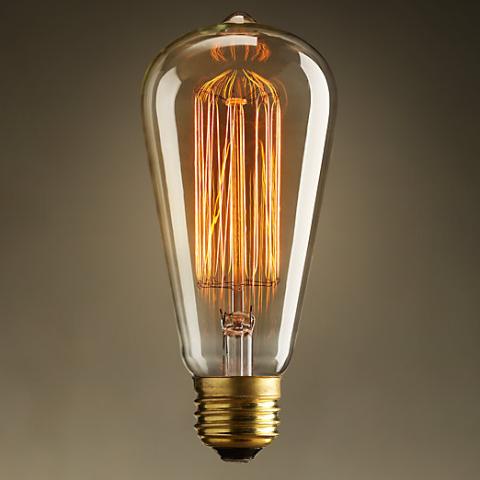 Лампочка RESTORATION HARDWARE 6 см ST64