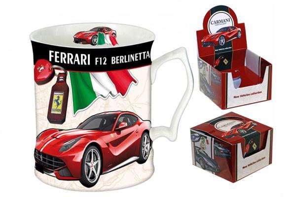 Кружка Феррари F12, CAR2-016-7105