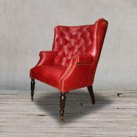 Кресло ROOMERS, C0061-1D/Royal rouge B#52