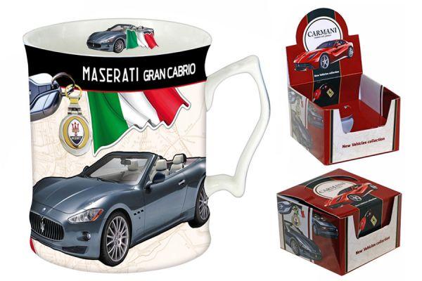 Кружка Мазерати ГранКабрио, CAR2-016-7106