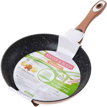 Сковорода 28 см алюминий/гранит, Mayer&Boch, 27509