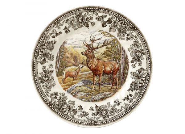 Тарелка для каши 15,5 см Churchill Quintessential Game Stag, QGAS00041