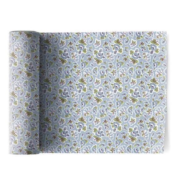 Салфетки MY DRAP 20x20 см 12 шт в рулоне Tea Flowers, SA21FL/410-7