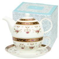 Набор Churchill «Англия» кружка 220 мл, чайник 400 мл, блюдце CLSQ00181