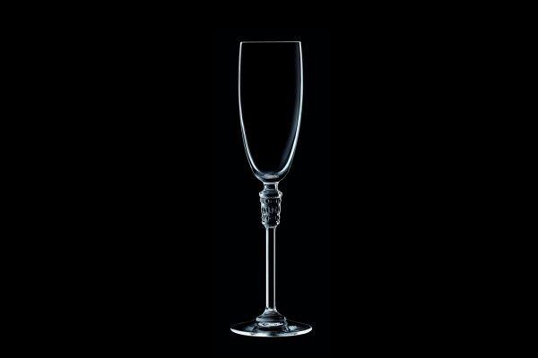 Бокал для шампанского 190 мл BRACELET Cristal d'Arques L8147-1