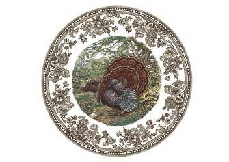 Тарелка обеденная 25 см Churchill Majestic Beauty, MBEA00011