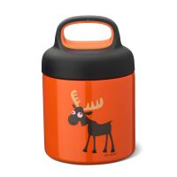 Термос для еды Carl Oscar LunchJar™ Moose 300 мл оранжевый 109107