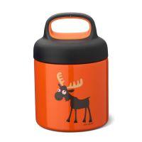 Термос для еды Carl Oscar LunchJar™ Moose 300 мл оранжевый 109107