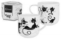 Кружка Carmani «Crazy Cats. Кошка в ванне» CAR2-017-2013