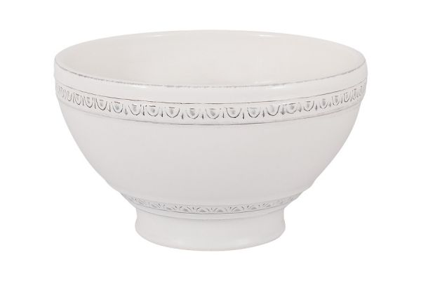 Салатник Matceramica Augusta цвет белый F566400005D0053
