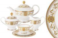 Чайный сервиз Эрмитаж 23 предмета на 6 персон