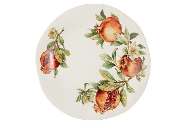 Тарелка обеденная Гранат без индивидуальной упаковки