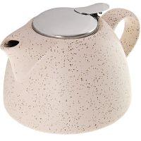 Заварочный чайник LORAINE 700 мл керамический 29362