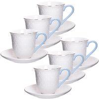 Чайный сервиз Loraine на 6 персон в подарочной упаковке 29017