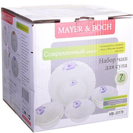 Набор салатниц Mayer&Boch 7 предметов 23179