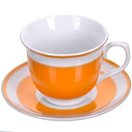 Чайная пара 2 предмета 220 мл LORAINE, MB-28613