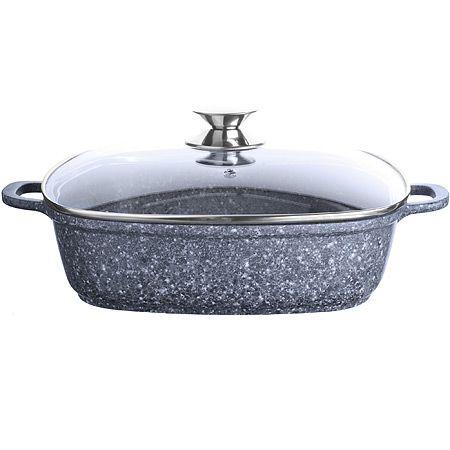 Кастрюля Mayer&Boch «ГРАНИТ» 2,8 л 24 см алюминиевая 29029