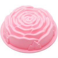 Форма для кекса розового цвета 24х2 Mayer&Boch, 21974N1