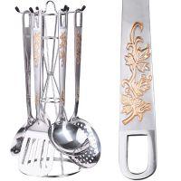 Набор кухонных принадлежностей Mayer&Boch 6 предметов и подставка 28282